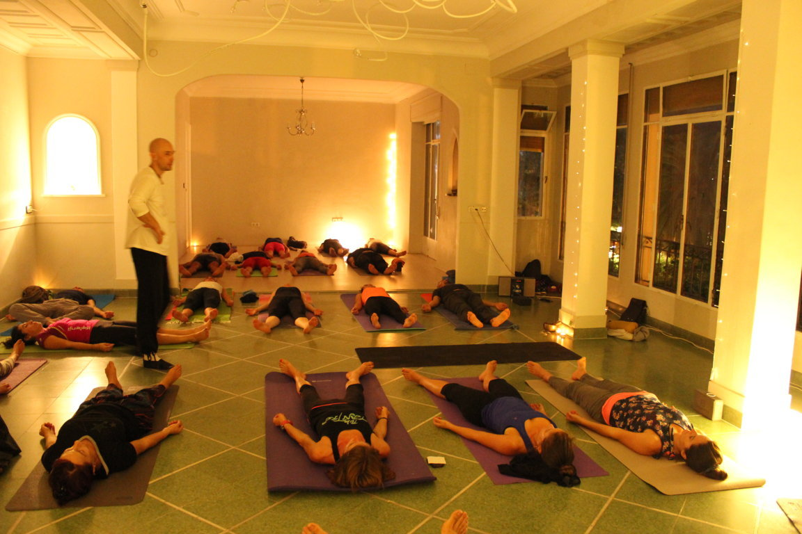 Encuentro con Gleb Loginov - Efecto Yoga Málaga