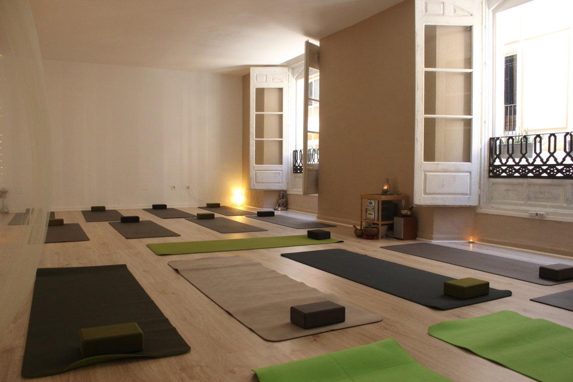 Sala Surya-Aditi (Efecto Yoga Málaga)