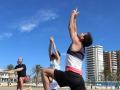Efecto Yoga Málaga - yoga en la playa (2)