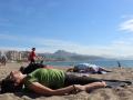 Efecto Yoga Málaga - yoga en la playa