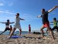 Efecto Yoga Málaga - yoga en la playa 4