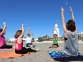 Efecto Yoga Málaga - yoga en la playa10