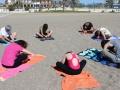 Efecto Yoga Málaga - yoga en la playa11