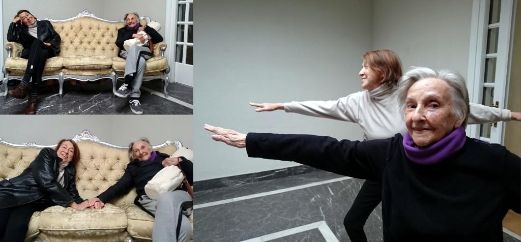 Eugenia y Carmen - Efecto Yoga Málaga