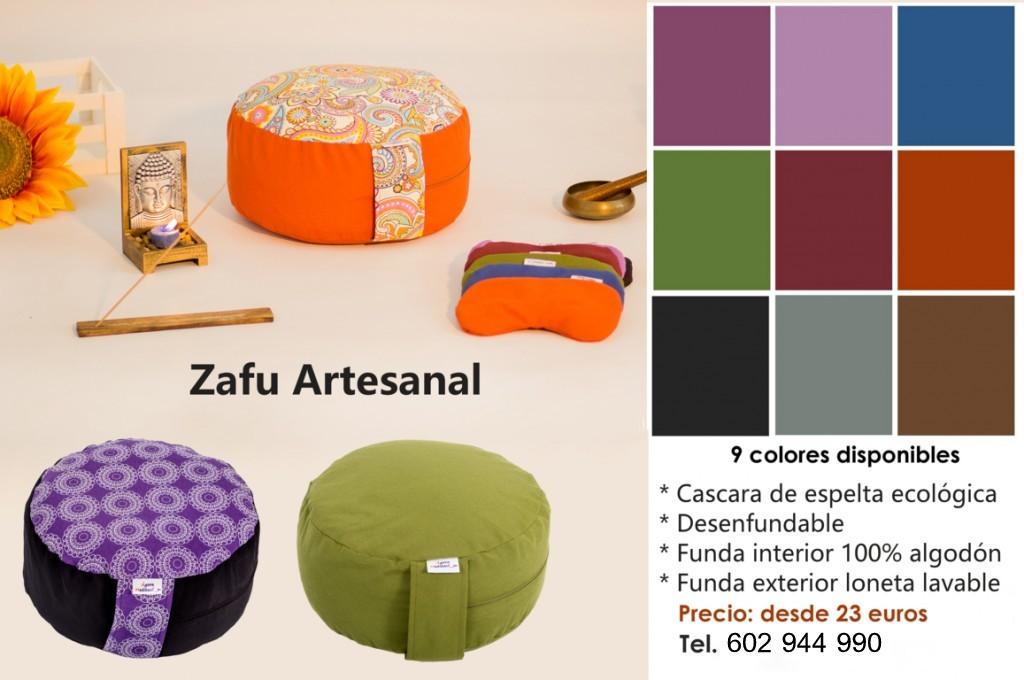 zafu artesanal