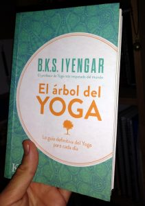 El árbol del yoga - BKS Iyengar