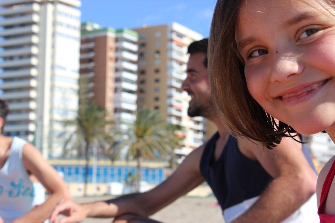 Efecto Yoga Málaga - yoga en la playa5