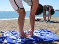 Efecto Yoga Málaga - yoga en la playa17