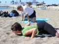 Efecto Yoga Málaga - yoga en la playa6