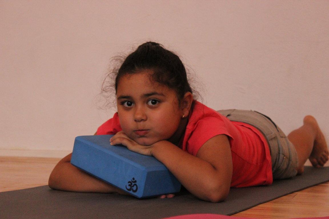 Yoga para niños - Efecto Yoga Málaga