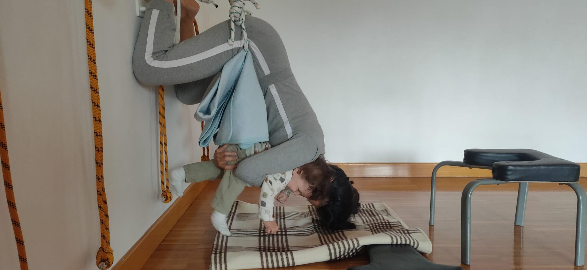 Yoga Postparto - Efecto Yoga Málaga